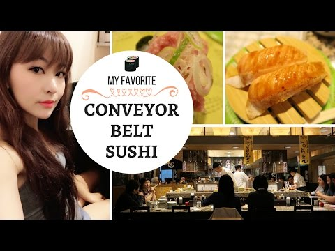 Conveyor Belt Sushi in Japan | TOKYO FOOD GUIDE