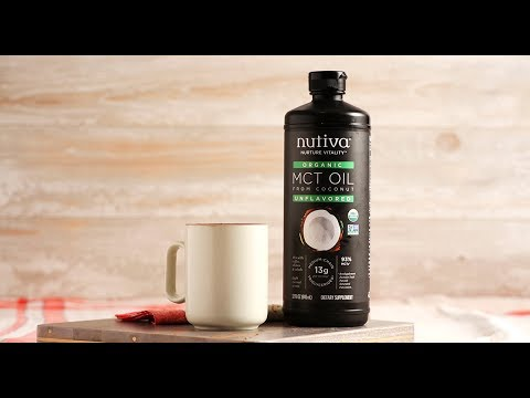 MCT Oil vs  Coconut Oil - Thrive Market