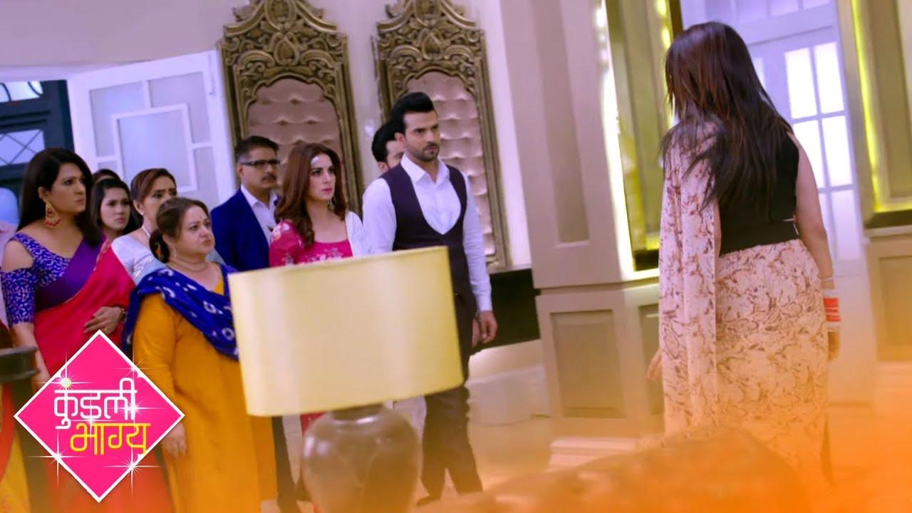 Download Kundali Bhagya - 31st July 2019   Mahesh Ji ने लाया Sherlyn का सच Luthra Family के सामने