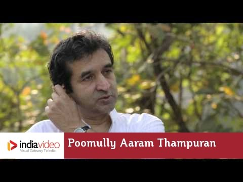 Remembering Poomully Aaram Thampuran
