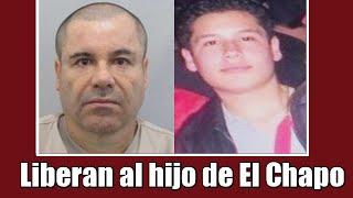 Liberan al hijo de El Chapo: AFP y Riodoce