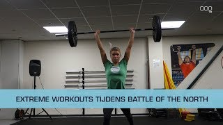Extreme workouts tijdens Battle of the North