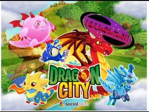 Tutorial como sacar el dragon chicle en dragon city - YouTube