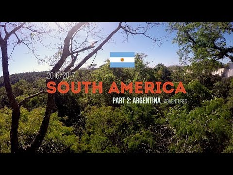 Argentina | South America Backpacking | Part 2