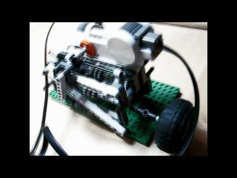 NXT 5 gear semi-automatic  transmission