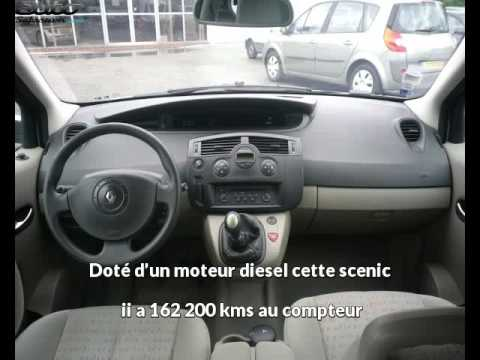 renault scenic ii occasion visible merignac pr sent e par renault cap services youtube. Black Bedroom Furniture Sets. Home Design Ideas