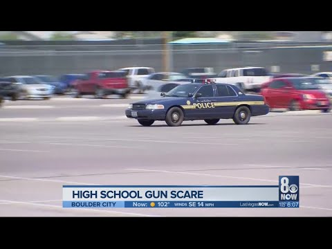Police: 2 teens arrested, 1 with loaded gun at Green Valley High School