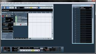 Cubase Tutorial - Open Piano Roll for very beginners