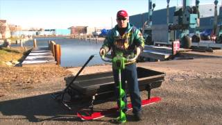 Eskimo Lakerunner Demonstration Lake Runner
