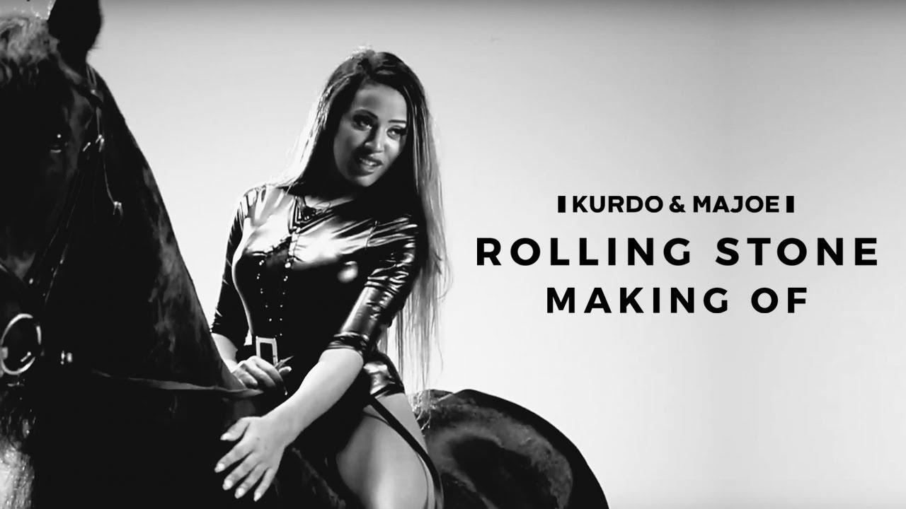 Kurdo x Majoe ✖️ ROLLING STONE✖️  [ offizielles Making Of ]