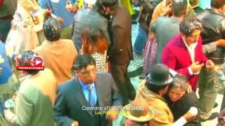 LALIÑO DE LUJO - En Vivo Boda de Gustavo y Zulema Senkata La Paz, el Alto