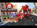 Firefighter Real Robot Rescue Fire Truck Simulator | Android Gameplay (Cartoon Games Network)