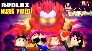 I Want Some McDonald's 🎵 FGTeeV Official ROBLOX RONALD Music Video