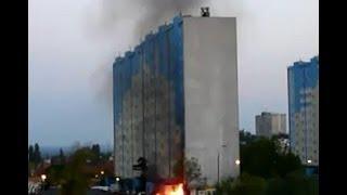 Pożar - Gorzów Wielkopolski, Wyczółkowskiego 20-05-2014, 21:05