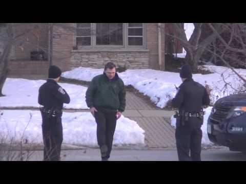 Suspected DUI Arrest on Hawthorne St West of Douglas Ave, Arlington Heights