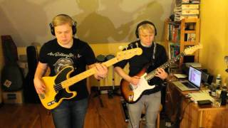 Baixar Mark Ronson - Uptown Funk ft. Bruno Mars (bass and guitar cover)