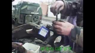 Замена шкворней автомобиля ЛуАЗ Снятие(, 2013-01-26T11:00:44.000Z)