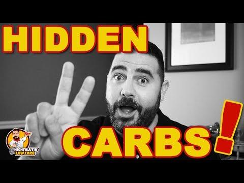 HIDDEN CARBS! – Low Carb Diet Tips – Keto Diet Dangers – Highfalutin' Vlog #2