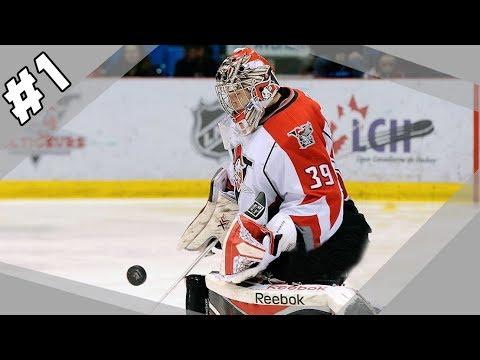 NHL 18 | Golman Fail | #1| PS4