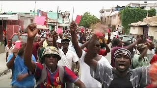 Haiti'de halk erken seçim istiyor