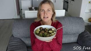 What I Eat In A Day | WFPB | Salt/Oil/Sugar-Free | Vegan