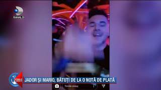Stirile Kanal D (16.06.2020) - Jador si Mario Fresh, batuti de la o nota de plata! | Editie de pranz