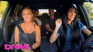 Bobby finally calls Rosa Mendes from Las Vegas: Total Divas, March 15, 2016