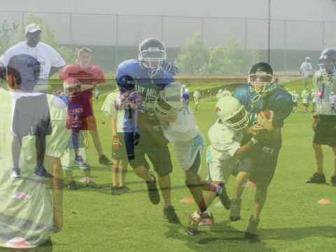 "Johnell Alexander-Jay Novacek football camp ""Best CB"""