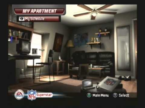 Image result for madden superstar apartment ea sports