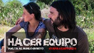 Viajar en equipo / Making a travel team  (S08/E08) Vuelta al Mundo/World Tour (SUB ENG)