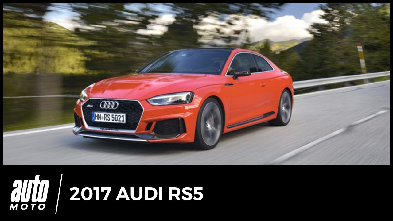 2017 audi rs5 essai downsizing mais puissance pr serv e youtube. Black Bedroom Furniture Sets. Home Design Ideas