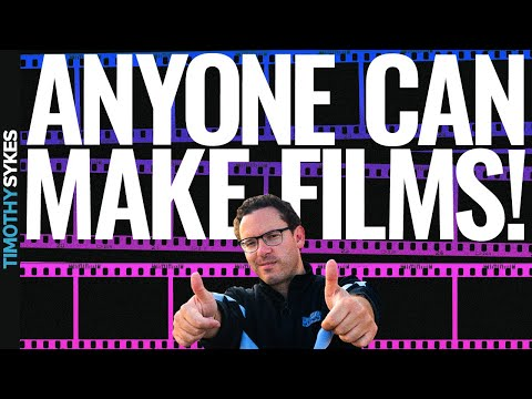 Even YOU Can Become a Part-Time Filmmaker!