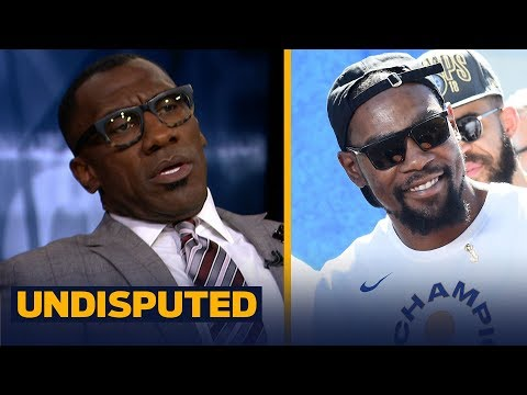 Skip and Shannon react to Walt Frazier's comments about Kevin Durant | NBA | UNDISPUTED