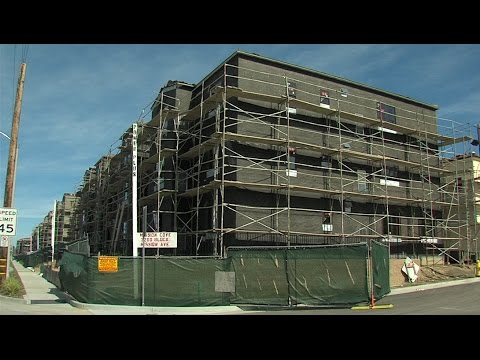 Oceanside, Losing Ground On Affordable Housing, Touts New Units