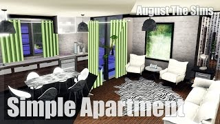 The Sims 3 - Speed Build | Перестраиваем Квартиру