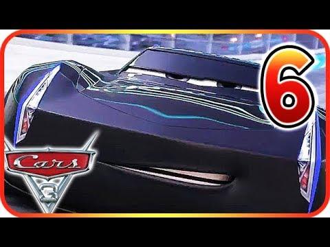 Cars 3: Driven to Win Walkthrough Gameplay Part 6 (PS3, X360, PS4, XOne, WiiU, NS)