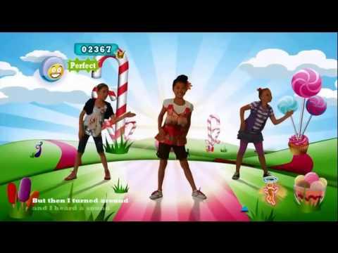 Just Dance 4   'Im Gonna Catch You' Kids Music Video with Lyrics
