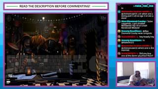 Livestream #46 - Ultimate Custom Night - Part 2 - Last 4 Challenges