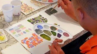 Учимся подбирать цвета в интерьере