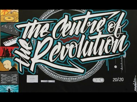 Money20/20 Europe '16: 'The Centre of the Revolution Live Art'