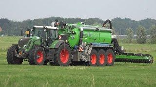 Zodebemesten Van Hal Voorst Fendt Vario 933 Kaweco Profi III 30.000 liter tank Trekkerweb