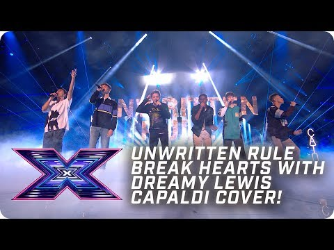 Unwritten Rule break hearts with DREAMY Lewis Capaldi Cover! | X Factor: The Band | The Final