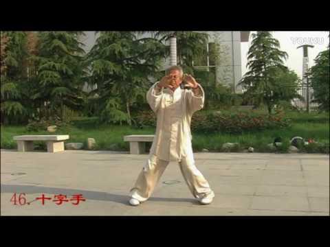 Yang shi taiji quan 85 form  (Zhou Zhen laoshi)