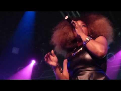 Leela James, When You Love Somebody/Mistreating Me/Don't Speak, Highline Ballroom, NYC 11-20-13