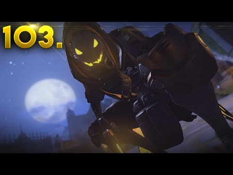 Amazing Ana Play by Gale! | OVERWATCH Daily Moments Ep. 103 (Funny and Random Moments)
