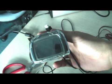 How To Use Car Lcd Display Parking Sensor Radar For Backup