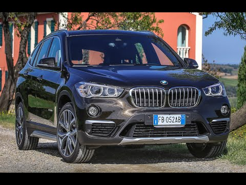 new bmw x1 2016 first test drive la nuova x1. Black Bedroom Furniture Sets. Home Design Ideas