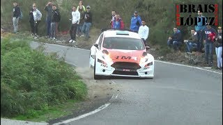 Mejores imágenes del Rally Ribeira Sacra, celebrado en Luintra. Vic...