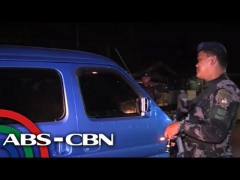 Bandila: Seguridad sa Cagayan de Oro City, hinigpitan