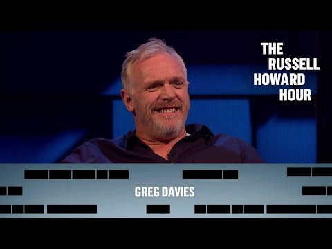 Greg Davies reveals his unusual biggest regret